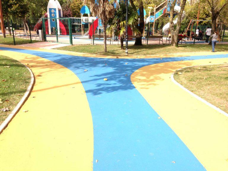 Ciclovia do Parque Central Amadora Sistema Urbano