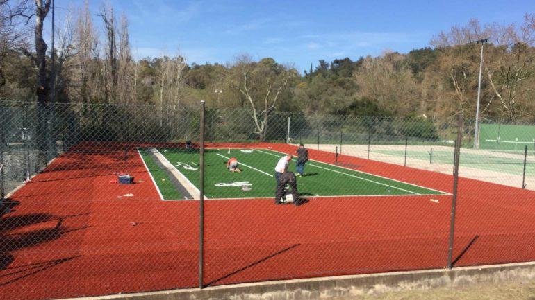 Campo de Ténis ITF