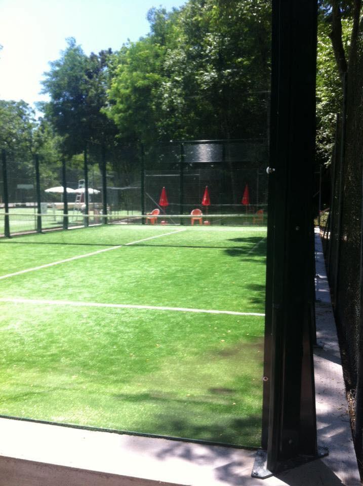 Padel Clube Tenis Chopual