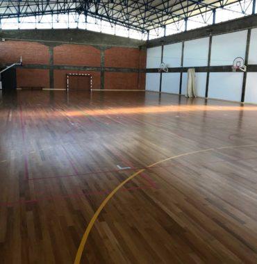 Piso Desportivo Madeira - MaxFloor